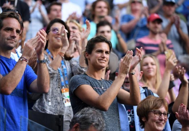 Amélie Mauresmo semble très pessismiste pour revoir du tennis en 2020 - © DR