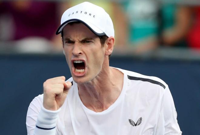 Andy Murray sera bien à RG en cette édition 2020 - © DR