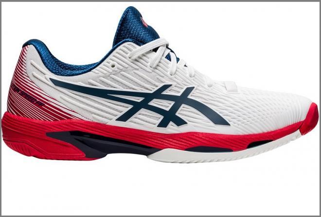 La nouvelle chaussure Solution Speed FF2 de chez ASICS vient de sortir en magasins - © Asics