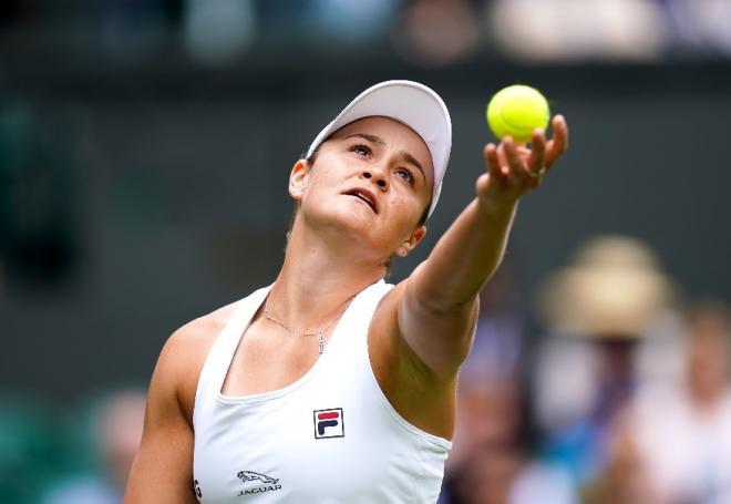 Ashleigh Barty a été éliminée en 3 manches ce samedi à l'US Open - © PA Images- Icon Sport