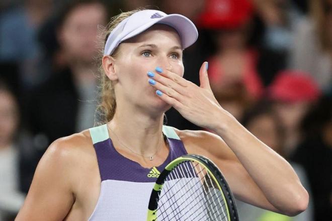 Caroline Wozniacki termine sa carrière sur un 3ème tour à l'Open d'Australie - ©DR