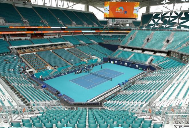 Après Indian Wells, les masters 1000 de Miami et de Monte-Carlo n'auront pas lieu cette année - © DR
