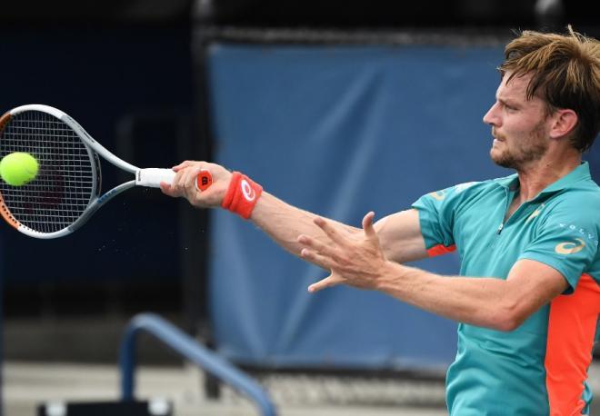 David Goffin a remporté l'Open Sud de France à Montpellier ce dimanche - © Susa - Icon Sport