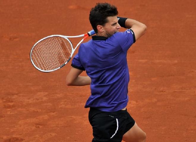 Dominic Thiem a gagné difficilement en trois sets pour son entrée en lice au tournoi ATP de Rio de Janeiro ce mardi - © DR