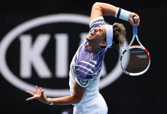 Les 14 aces de Dominic Thiem ont été d'une grande aide pour vaincre R. Nadal - © DR