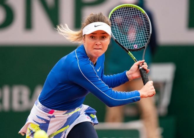 Elina Svitolina a remporté son 1er titre de la saison ce samedi - © Susa - Icon Sport