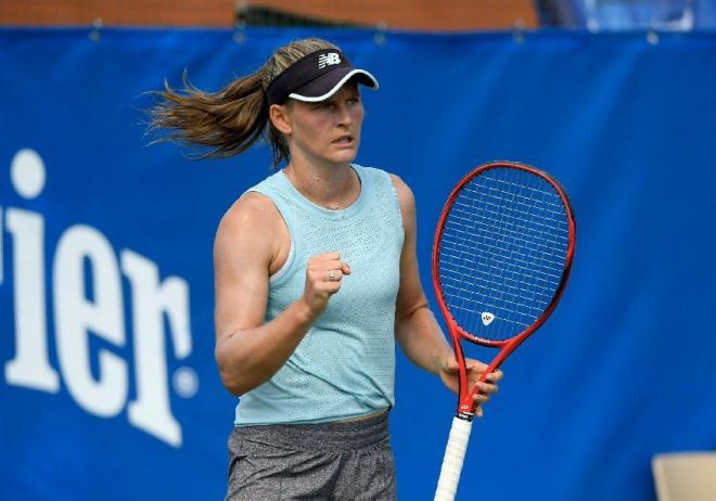 Fiuona Ferro devinet la nouvelle N°1 française à la WTA cette semaine - © FFT