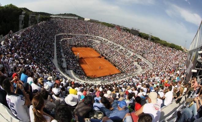 Les points du Masters 1000 de Rome, disputé fin septembre, seront évidement pris en compte pour le nouveau calcul du classement ATP  - © DR