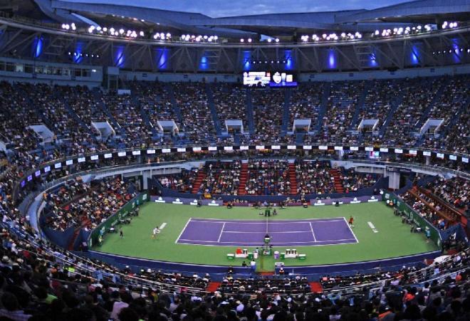 Le Masters 1000 de Shanghaï n'aura pas lieu en 2020 - © DR