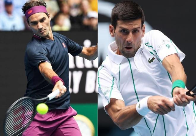 Ce jeudi, Federer et Djokovic vont s'affronter pour la 50ème fois en carrière ! - © DR