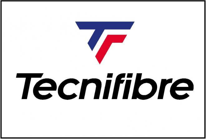 Le nouveau logo de l'équipementier Tecnifibre, officiel depuis ce mercredi - © DR