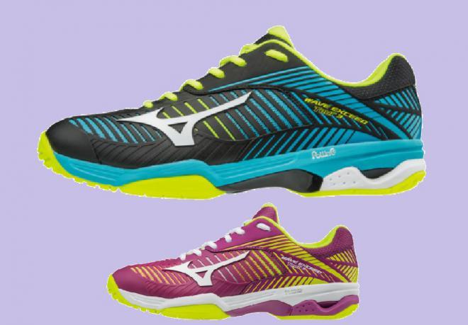 the latest a6884 5829d La nouvelle chaussure Tennis Wave Exceed Tour 3 AC de chez Mizuno (Hommes  et Femmes