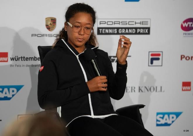Naomi Osaka a décidé de boycotter la fin du tournoi de  - © DR