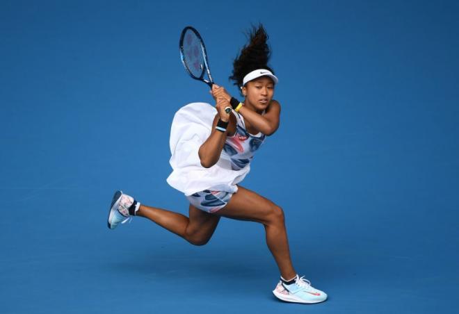 Naomi Osaka s'est une nouvelle fois baladée au 2ème tour de l'Open d'Australie - © DR