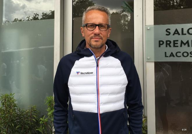 Nicolas Préault est le CEO de Tecnifibre depuis début 2018 - © Tecnifibre