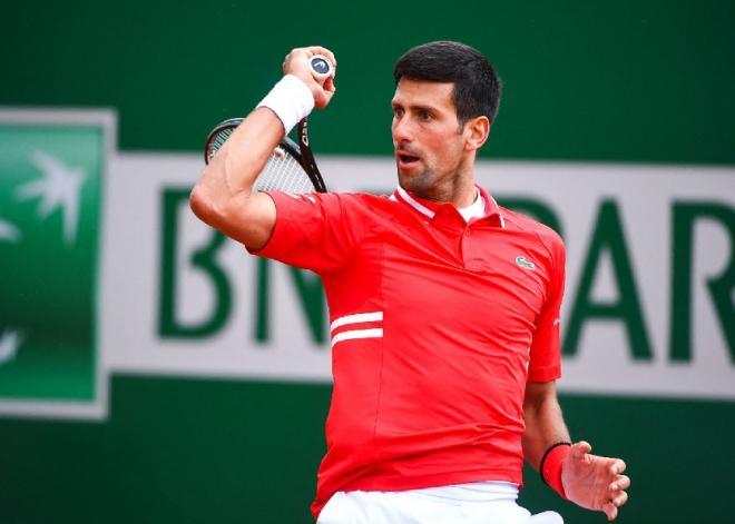 Novak Djokovic devra être à son meilleur face à Stefanos Tsitsipas - © Abaca - Icon Sport