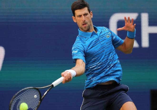 Novak Djokovic sera présent à L'US Open cette année - © DR