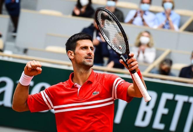Novak Djokovic est le grand favori pour la médaille d'Or à Tokyo - © Icon Sport