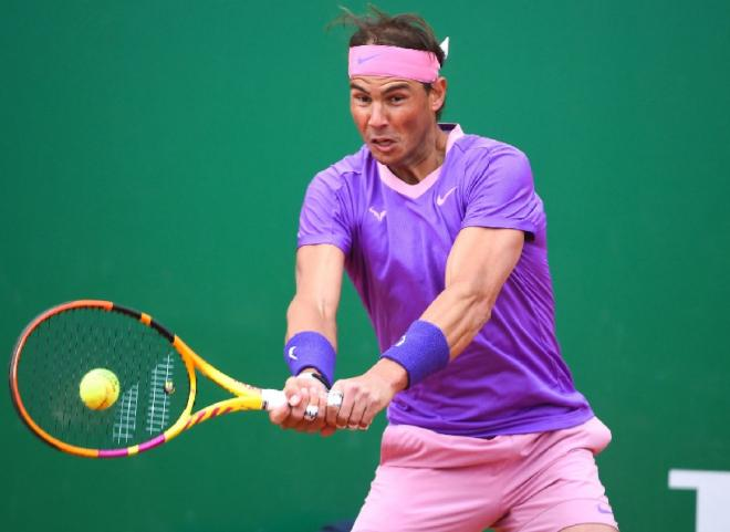 Rafael Nadal n'a pas encore retrouvé sa vitesse de croisière sur terre battue - © Abaca - Icon Sport