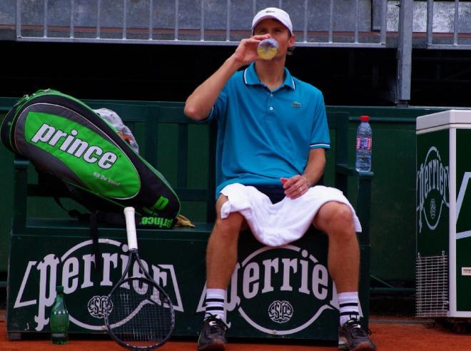 La phase 4 doit privilégier la récupération en match, et surtout entre les matchs - © Tennis Leader
