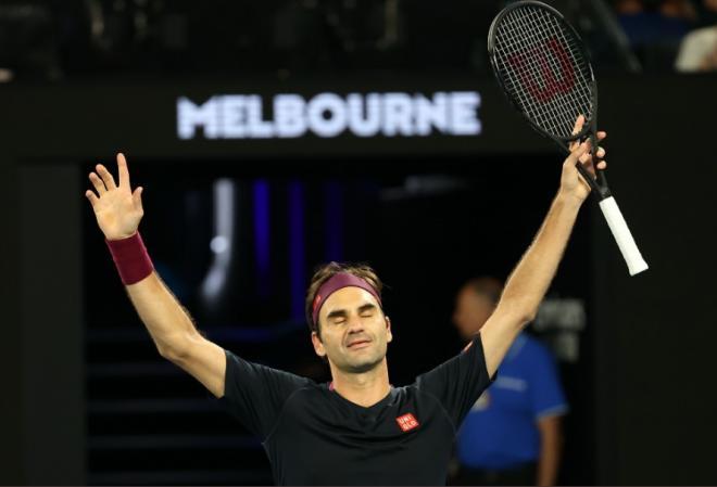 Roger Federer a été tout proche de la sortie ce vendredi à Melbourne  - © DR