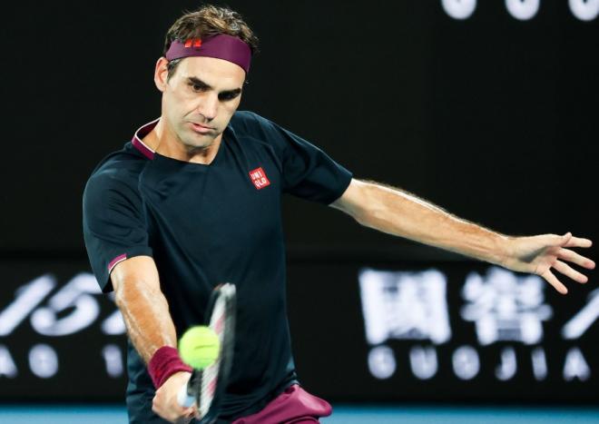 Roger Federer a laissé planer sur le doute sur le début de sa saison 2021 - © DR