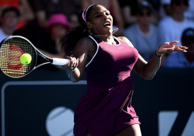 Serena Williams va tenter de conjurer le sort en remportant un 24ème titre en GC à Melbourne - © DR