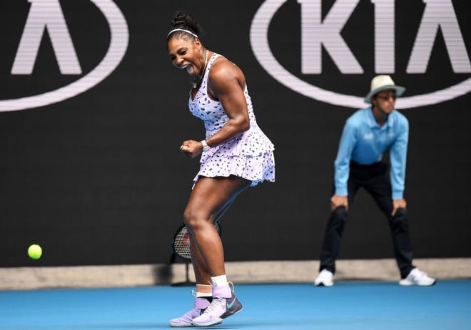 Serena Williams a très bien débuté l'Open d'Australie en se débarassant de la Russe Anastasia Potapova - ©DR