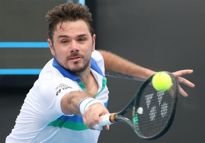 Stan Wawrinka prend la porte de l'Open d'Australie dès le second tour  - © Schreyer - Iconsport