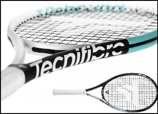 La nouvelle raquette T-Rebound Tempo de Tecnifibre sort ce dimanche - © DR
