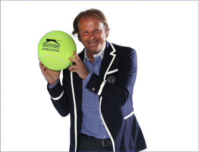 Entre autres activités, Thierry Champion est désormais consultant tennis sur la chaîne BeIN Sports -  © DR