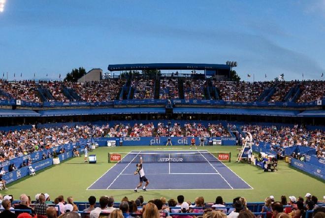 Le tournoi ATP de Washington sera le lieu de reprise des joueurs du circuit ATP, à partir du 14 août prochain. - © DR