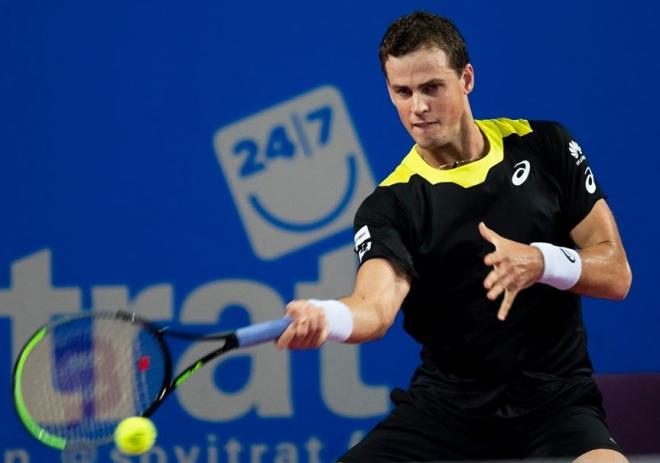 Vasek Pospisil, membre influent du conseil des joueurs, a fortement réagi à l'annonce du report de Roland-Garros.  - © DR