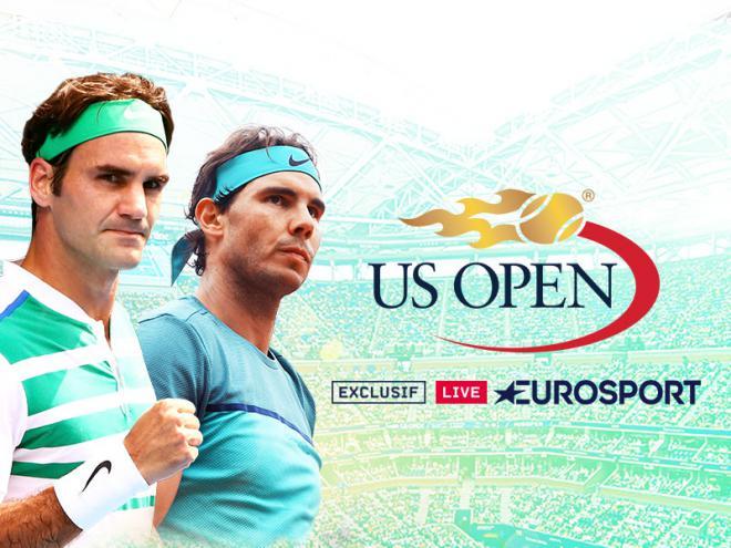 Roger Federer vs Rafael Nadal : possible 1/2 finale à l'US Open - © DR